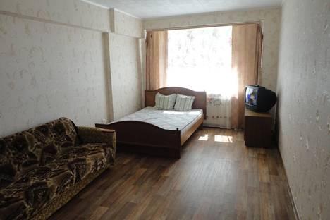 Сдается 1-комнатная квартира посуточнов Чебоксарах, ул. Федора Гладкова, 28.