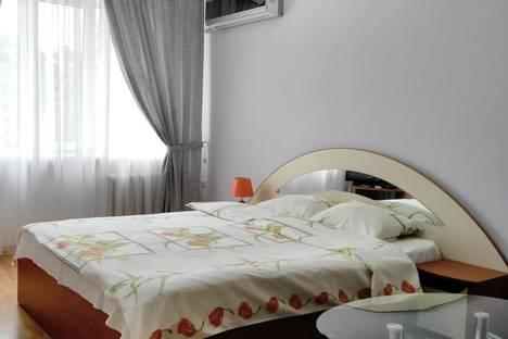 Сдается 1-комнатная квартира посуточнов Кишиневе, бульвар Траян, 10.