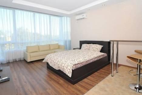 Сдается 1-комнатная квартира посуточно в Кишиневе, ул. Льва Толстого, 27, к 2.