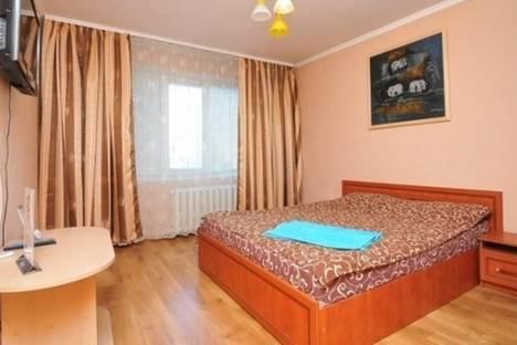 Сдается 1-комнатная квартира посуточно в Кишиневе, Пушкина, д. 33, к. 1.