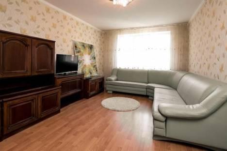 Сдается 3-комнатная квартира посуточно в Кишиневе, Пушкина, д. 33, корп. 1.