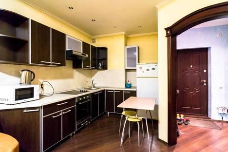 Сдается 2-комнатная квартира посуточно в Перми, танкистов 9.