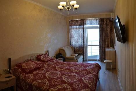 Сдается 1-комнатная квартира посуточно в Гурзуфе, Ялтинская, 14г.
