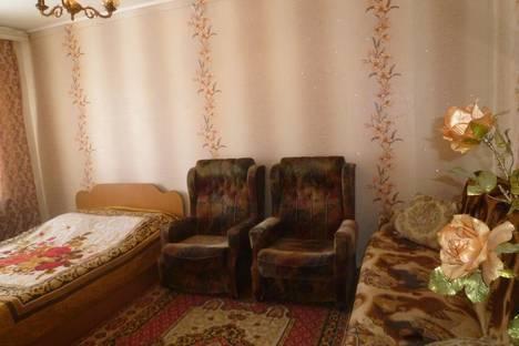 Сдается 2-комнатная квартира посуточнов Воронеже, ул. Хользунова, 31.