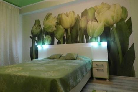 Сдается 2-комнатная квартира посуточно в Кишиневе, ул.Пушкина, д. 47, корп. 5.