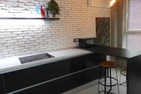 Сдается 2-комнатная квартира посуточно в Кишиневе, Дечебал, д. 6, корп. 1.