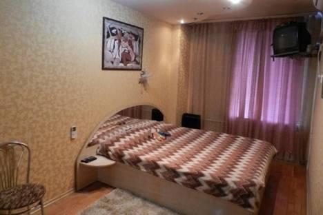 Сдается 1-комнатная квартира посуточно в Кишиневе, ул. А. С. Пушкина, 35.