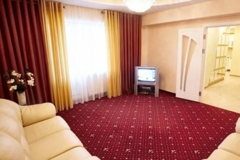 Сдается 2-комнатная квартира посуточно в Кишиневе, Богдана Воеводы, 7.