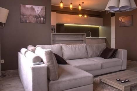 Сдается 1-комнатная квартира посуточно в Кишиневе, Дечебал, д. 6, корп. 2.