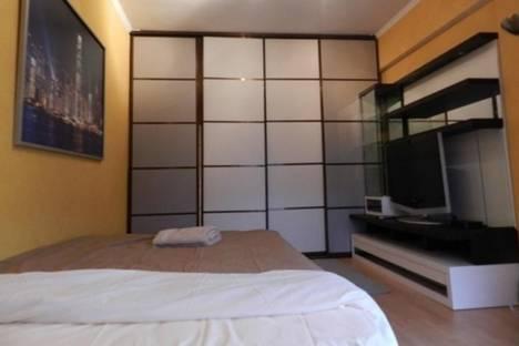 Сдается 1-комнатная квартира посуточно в Кишиневе, Толстого, 24/1.