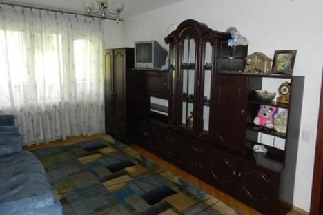 Сдается 2-комнатная квартира посуточно в Кишиневе, бульвар Траян, 1, к.1.