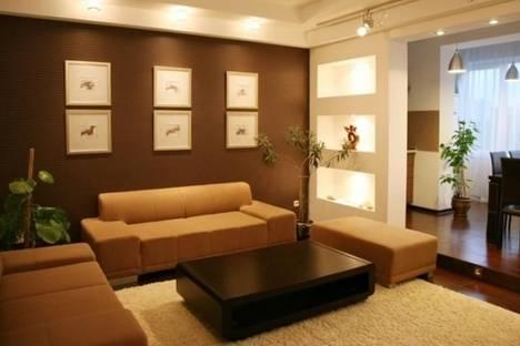 Сдается 3-комнатная квартира посуточно в Кишиневе, Дечебал, д. 23, корп. 2.