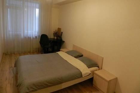 Сдается 2-комнатная квартира посуточно в Кишиневе, Дечебал, д. 23, корп. 2.