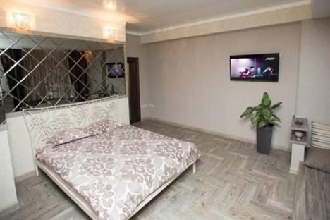Сдается 1-комнатная квартира посуточно в Кишиневе, бульвар Дечебал, д. 6/2.