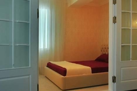 Сдается 2-комнатная квартира посуточно в Кишиневе, Дечебал, д. 6/1.