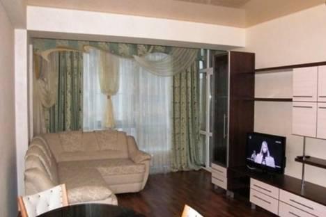 Сдается 2-комнатная квартира посуточно в Кишиневе, проспект Дачия, д. 49/14.
