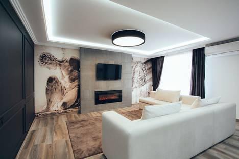 Сдается 3-комнатная квартира посуточно в Кишиневе, ул. Льва Толстого, 24/1.