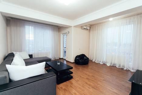 Сдается 2-комнатная квартира посуточно в Кишиневе, Чуфля, д. 4, корп. 1.