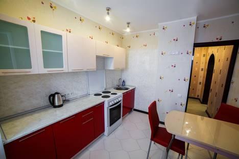 Сдается 1-комнатная квартира посуточно в Твери, ул. Оснабрюкская, д. 25к1.
