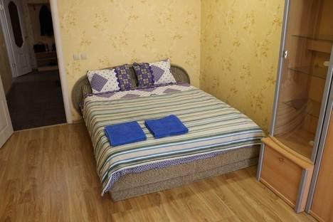 Сдается 1-комнатная квартира посуточно, 2-я улица Металлистов, д. 2.