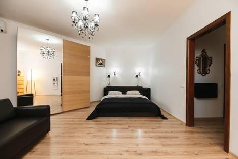 Сдается 1-комнатная квартира посуточно в Кишиневе, Льва Толстого, 24, п 1.