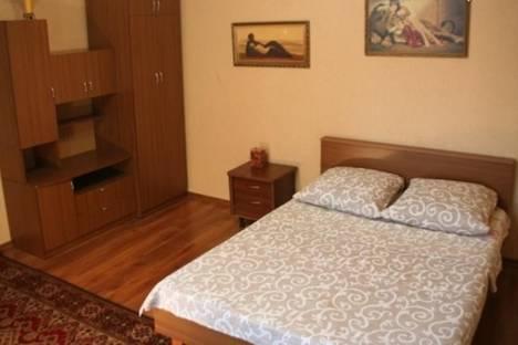 Сдается 1-комнатная квартира посуточно в Кишиневе, Измаила, д. 100, корп. 2.