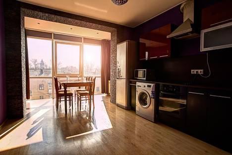 Сдается 2-комнатная квартира посуточнов Воронеже, ул. Студенческая, 12А.