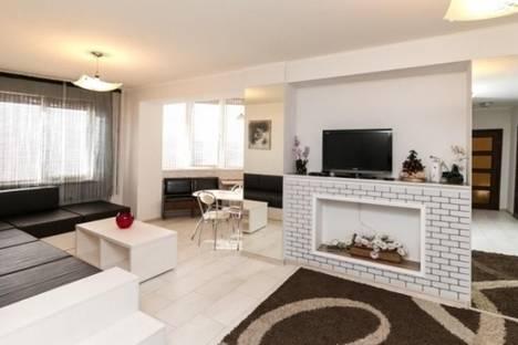 Сдается 3-комнатная квартира посуточно в Кишиневе, Льва Толстоого, д. 24/1.