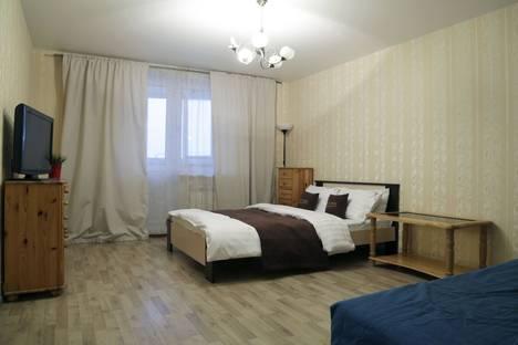 Сдается 1-комнатная квартира посуточно в Подольске, ул. Большая Серпуховская, 14в.