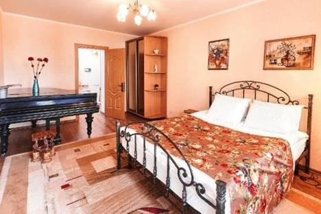 Сдается 2-комнатная квартира посуточно в Кишиневе, ул. 31 Августа, 59.