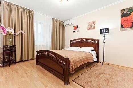 Сдается 1-комнатная квартира посуточно в Кишиневе, ул. Негруцци, 6/2.