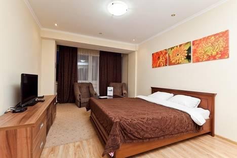 Сдается 1-комнатная квартира посуточно в Кишиневе, Ул. Дософтей, 100.