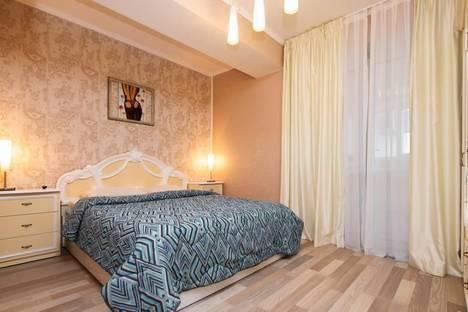 Сдается 2-комнатная квартира посуточно в Кишиневе, ул. Пушкина, 47/2.