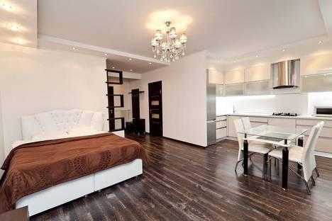 Сдается 1-комнатная квартира посуточно в Кишиневе, Толстого, 24\1.