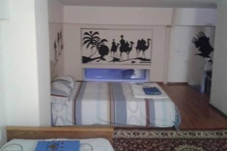 Сдается 3-комнатная квартира посуточно в Бишкеке, улица Гоголя, 92.
