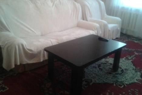 Сдается 3-комнатная квартира посуточно в Бишкеке, ул. Усенбаева, 24.