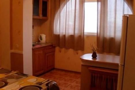 Сдается 1-комнатная квартира посуточно в Бишкеке, Советская, 101.