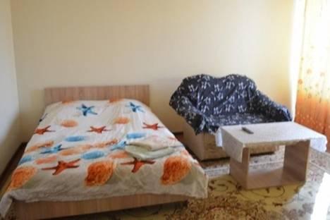 Сдается 1-комнатная квартира посуточно в Бишкеке, Орозбекова, д. 1.