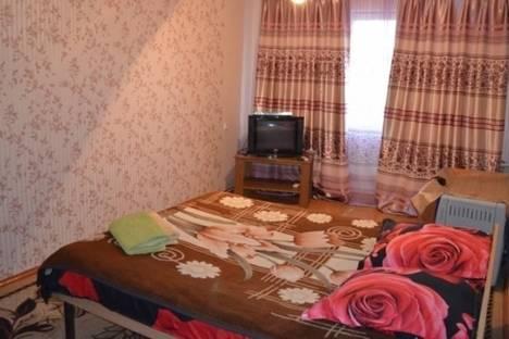 Сдается 1-комнатная квартира посуточно в Бишкеке, Манасчы Сагынбая, д. 226.