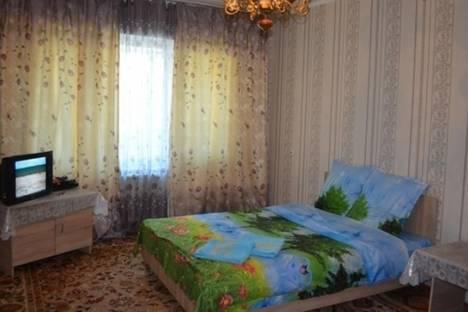 Сдается 1-комнатная квартира посуточно в Бишкеке, С. Киизбаевой, д. 2.