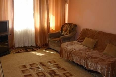 Сдается 2-комнатная квартира посуточно в Бишкеке, ул. Токтогула, д. 62.