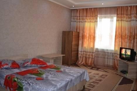 Сдается 2-комнатная квартира посуточно в Бишкеке, Восток-5 микрорайон, д. 7.