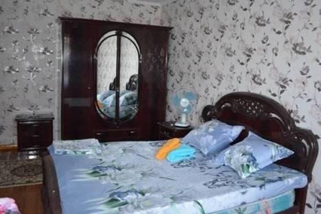 Сдается 3-комнатная квартира посуточно в Бишкеке, Уметалиева, д. 64.