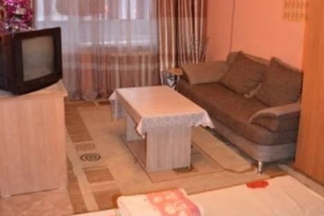 Сдается 1-комнатная квартира посуточно в Бишкеке, проспект Манаса, д. 47.