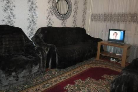 Сдается 1-комнатная квартира посуточно в Бишкеке, Тыныстанова, 64.