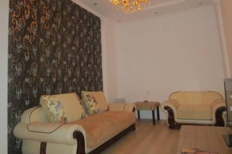 Сдается 2-комнатная квартира посуточно в Бишкеке, Турусбекова, 6.