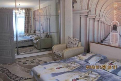 Сдается 1-комнатная квартира посуточно в Бишкеке, Белинская-Айни, 21/1.