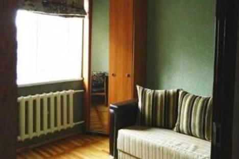 Сдается 3-комнатная квартира посуточно в Бишкеке, Панфилова, 241.