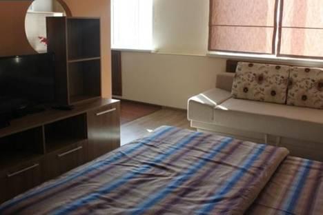 Сдается 1-комнатная квартира посуточно в Бишкеке, Панфилова, 153.