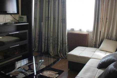 Сдается 1-комнатная квартира посуточно в Бишкеке, Боконбаева, 9.